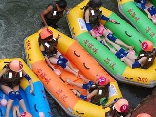 <清远-黄腾峡1日游>含水上乐园、栈道探险、无购物
