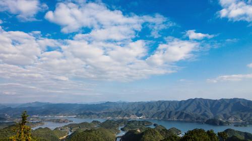 杭州千岛湖户外皮划艇 姥山岛徒步亲子一日游>皮划艇