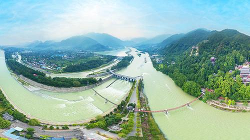 都江堰风景区(国际5a级景区)