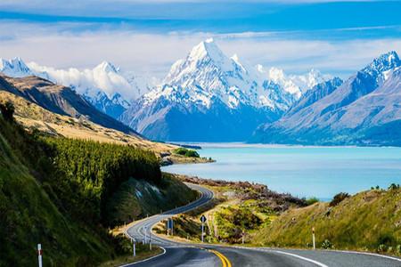 <澳大利亚-新西兰南北岛15-17日游>观万年冰川/天堂农庄含考虑合影/大堡礁游船/黄金海岸Q1观景台/大洋路海线/米佛峡湾游船/霍比特人村