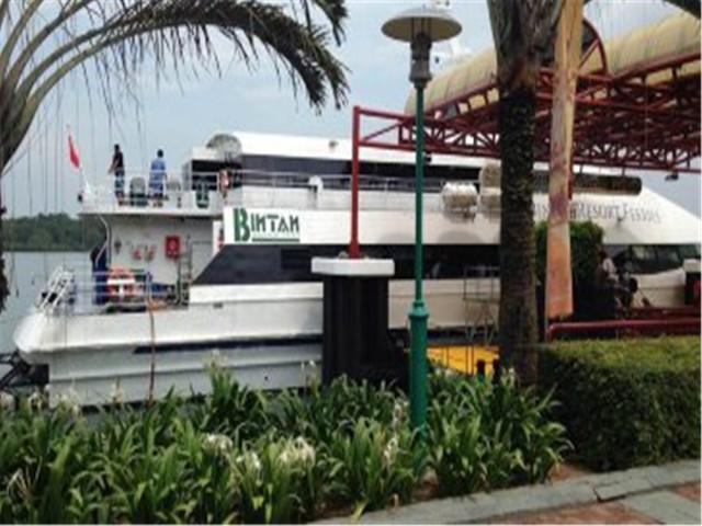 <新加坡-民丹岛往返渡轮船票 >往返双程价  电子换票证