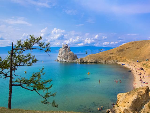 贝加尔湖--奥利洪岛6日游>西安直飞贝加尔,探访西伯利亚之美