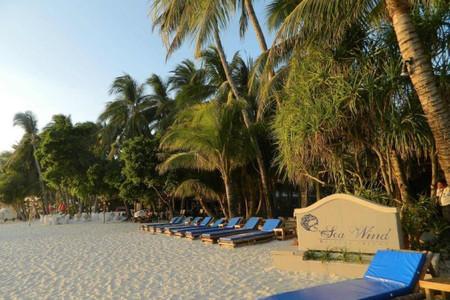 长滩岛5晚6日半自助游 海风度假村 海滨房 可升级海滨套房