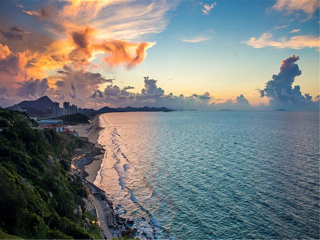 阳江闸坡海陵岛海滩直通车2日游>入住敏捷黄金海岸酒店(海景房)