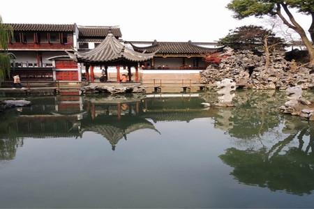 <上海-杭州-苏州3日游>玩转苏杭,梦回大宋,游魅力魔都,狮子林,虎丘斜塔