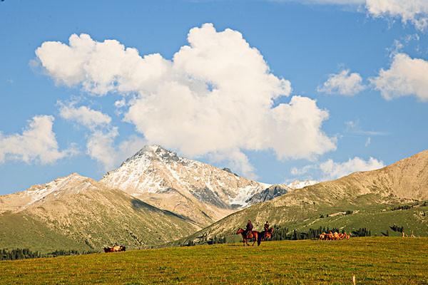 作为一个著名的少数民族聚居区,新疆拥有这丰富的人文资产,无论是独