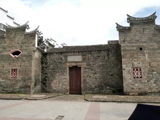 大畲南庐屋 雍和文园 石城阻击战纪念园2日游>龟裂丹霞地貌,客家文化图片
