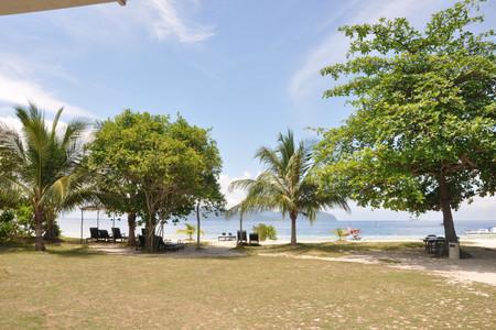 <沙巴仙本那邦邦岛西里伯斯度假村3天2晚游>免费跳岛游含送接送机(当地参团)