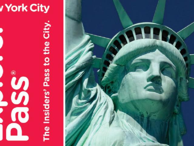 【城市通票gocitycard】<纽约套票NewYorkExplorerPass>(60个项目任选3/5/7/10个)