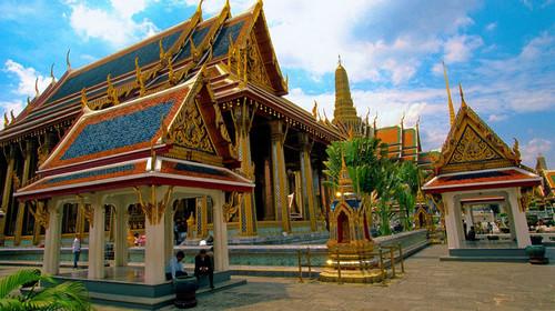 大皇宫和玉佛寺