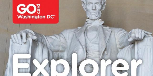 【当月特价,城市通票gocitycard】<华盛顿套票WashingtonD.C.ExplorerPass>(9个经典项目任选3个)