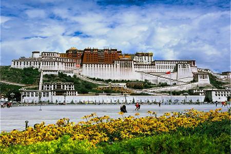[国庆]<西藏拉萨-布达拉宫-大昭寺-八廓街1日游>布达拉宫门票无忧,朝拜大昭寺,漫步八角街,0购物0自费,专业导游,圆您完美西藏梦