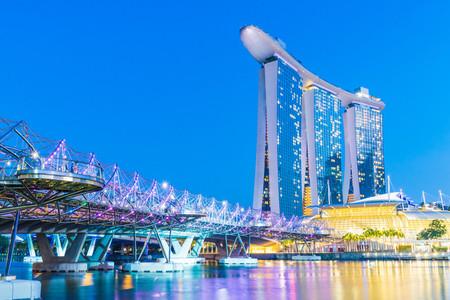 <新加坡-马来西亚5晚7日游>无自费,一次游2地,海边酒店,保证拼房,游海岛逛城市,邦戈湾,怡保迷失世界温泉,云顶高原,名胜世界