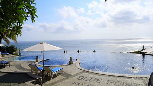 巴厘岛4晚5日游>海边沙滩酒店 泳池别墅 梦之船出海