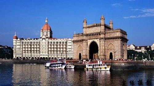其建筑设计融合了印度和波斯文化的特色.图片