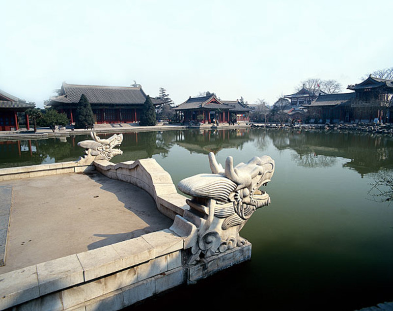 从蔡文姬纪念馆到陕西历史博物馆交通线路 从蔡文姬纪念馆到陕西历史博物馆有多远 从蔡文姬纪念馆到陕西历史博物馆要多久