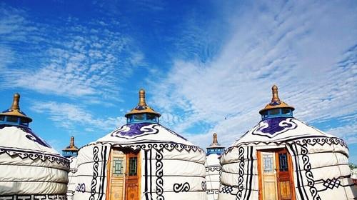 十大主题活动,宿180度观景蒙古包,五星亲子游