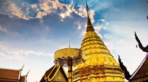 泰国清迈清莱5或6日游