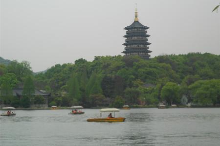 <杭州-千岛湖巴士2日游>登雷峰塔,游西溪湿地,游千岛湖?#34892;?#28246;区