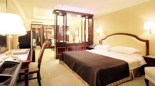 默认标间,是北京首都旅游集团旗下的五星级庭院式商务花园酒店,饭店地