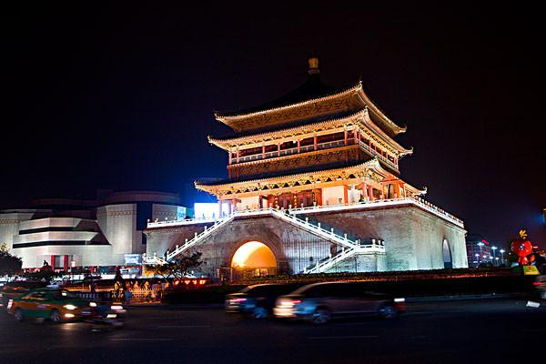 从鼓楼到陕西历史博物馆要多久_从鼓楼到陕西