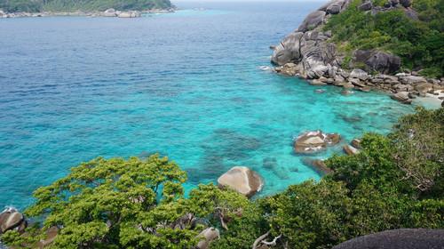 甲米-普吉岛-斯米兰群岛5日或6日游>贵阳直飞甲米 斯