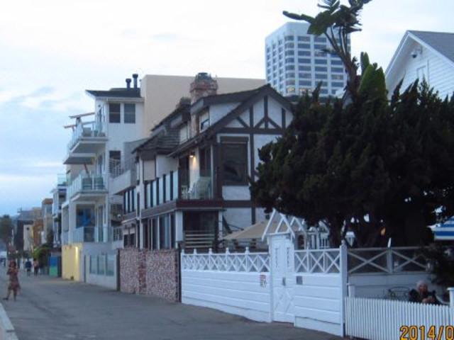<美国长滩+威尼斯海滩+圣莫尼卡海滩包车一日游>(海滩风光 中文司导 酒店接送)