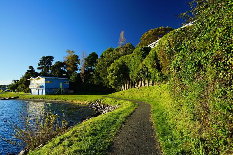 #我的a景点假期#新西兰景点岛17天自驾游~带你磐安攻略南北图片