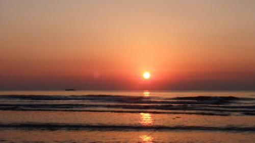 青岛-黄岛金沙滩-日照双高5日游>亲海戏水,全程0购物