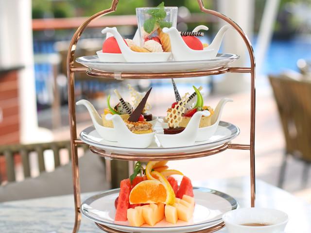 三亚丽禾温德姆酒店-双人下午茶套餐