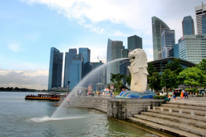 马来之南,赤道以北:漫游新加坡