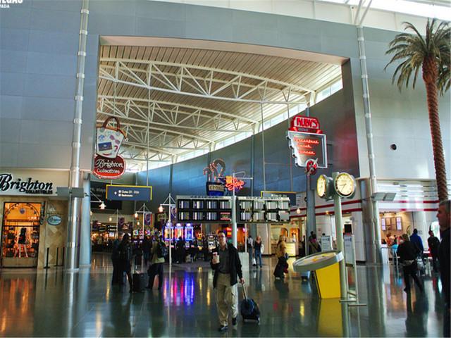 【接送机】美国拉斯维加斯机场单程接机/送机
