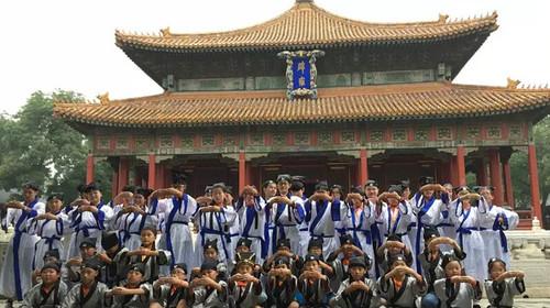 长沙-北京夏令营 京味文化图片