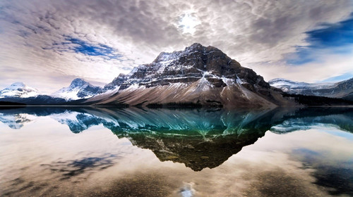 加拿大东西全景+落基山脉