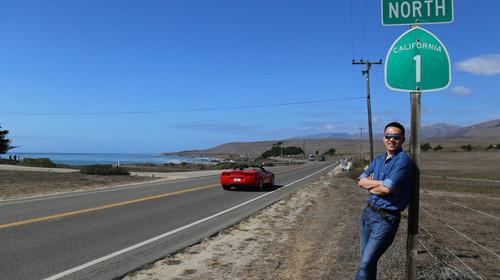 美国加州一号公路 黄石国家公园跟队自驾16日亲子游 三车12人小队 直图片