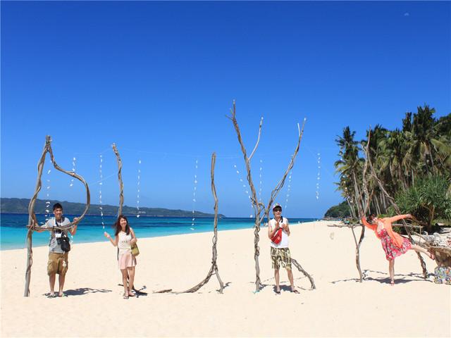 <菲律宾长滩岛豪华卡丁车半日游>陆地经典  普卡沙滩+下午茶