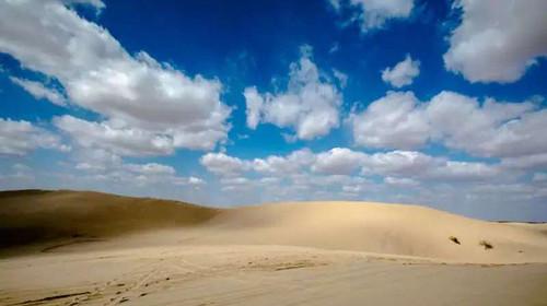 库伦旗-宝地温泉2日游>沙漠,温泉