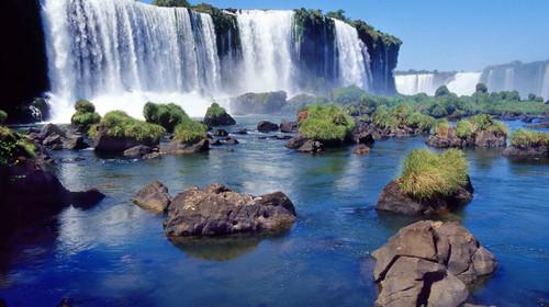 南美阳光之旅+巴西+阿根廷+智利+秘鲁+4国23日深度游