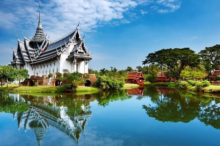 <新加坡-马来西亚-泰国9晚10天游>