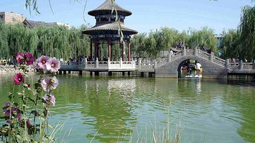宁夏-中卫沙坡头-金沙岛-腾格里湖2日游>两人起接,铁