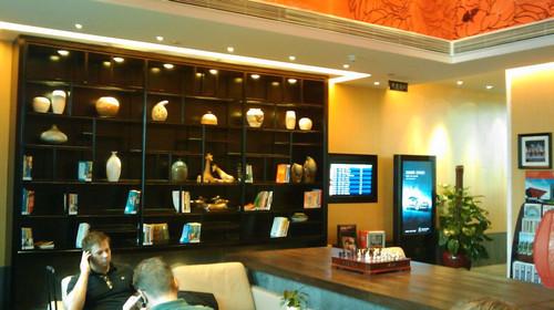 广州白云国际机场贵宾休息室