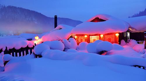 东北雪乡_ 亚布力滑雪+中国雪乡3日游>激情滑雪冰雪饕餮之旅