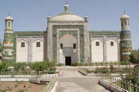 <喀什1日游>维吾尔族风情  高台民居 千年老城,大巴扎