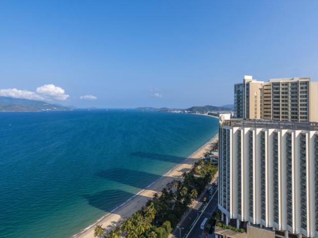 <越南芽庄洲际酒店1晚>国际五星酒店,芽庄好评,超大房间,高品质度假