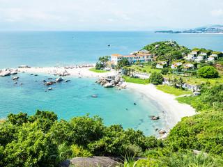 <惠州巽寮湾2日半自助游>单跟车往返,海滨度假直通车