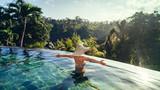 巴厘岛乌布空中花园酒店