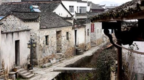 """午餐后,车往""""安徽画家村""""—【查济村】:查济村是目前保存较为完整的图片"""