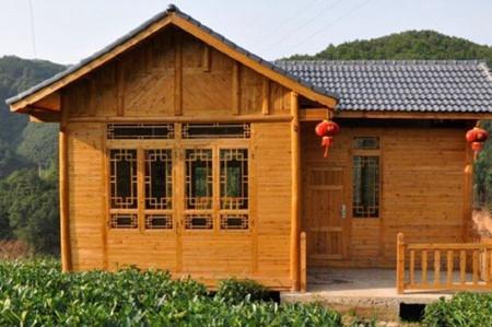 贺州香茗小木屋