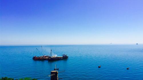 大连棒棰岛-威尼斯水城-东港音乐喷泉-莲花山-跨海大桥往返高铁3日游