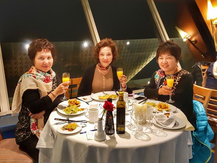 【歌诗达】三个女人的邮轮时光【多图】_福冈塔游记